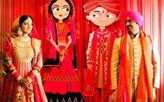 Mussoorie weddings | Aayush & Sukhman wedding story | Wed Me Good