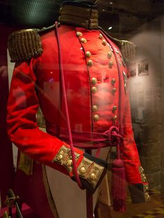 Royal Welch Officer tunic