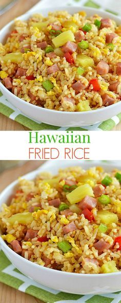 I have a thing for fried rice. The flavors, the textures, oh I just love it. One of the most popular recipes on the blog is my homemade Fried Rice, with Sweet and Sour Chicken. I make it all the time, especially when we have friends or family over for dinner. It's most definitely …