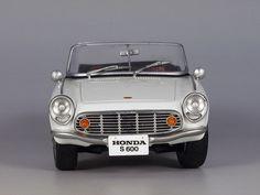 Honda S600 1/24 Model Cars Kits, Kit Cars, Car Guide, Car Kits, H Design, Car Museum, Scale Models, Honda, Vehicles