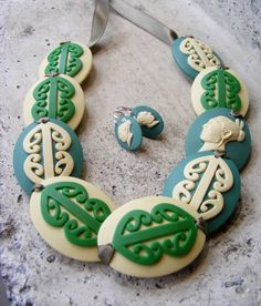 Tania Tupu Kura Gallery Maori Art Design New Zealand Jewellery Tane Mangopare Necklace Earrings