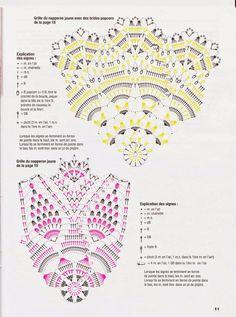 créations crochet: nouveaux