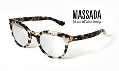 MASSADA EYEWEAR COLLECTION PhotoShoot By Alex Neuf
