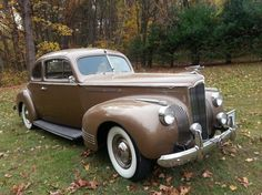 ◆1941 Packard 120 Club Coupe◆