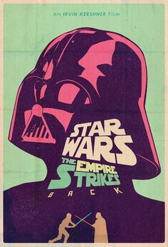 Star Wars: Episode V The Empire Strikes Back Poster - Star Wars Canvas - Latest and trending Star Wars Canvas. - Star Wars: Episode V The Empire Strikes Back Poster Star Wars Love, Star War 3, Star Wars Art, Anniversaire Star Wars, Cuadros Star Wars, Star Wars Painting, Darth Vader, Star Wars Wallpaper, Star Wars Gifts