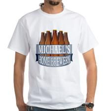 Personalized Homebrewer T-Shirt! You really didn't think we'd forget the T-shirts...