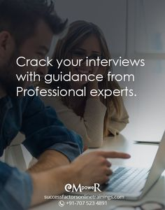 Get guidance on #interview preparation from #SAPConsultants to get placed in #SAP industry. #sapsuccessfactors #successfactorsonlinetraining http://successfactorsonlinetrainings.com/