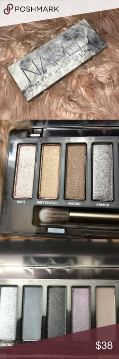 NIB Urban Decay Naked Smoky Palette Brand new in box Urban Decay smoky eye palette. Super pretty and versatile! Urban Decay Makeup Eyeshadow