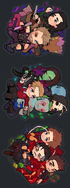 Avengers Infinity War || Thor, Loki ,Guardians of the galaxy,Iron-Man, Spider-Man, Dr. Strange || Cr: hika