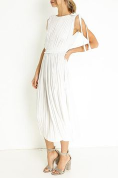 ALESSA DRESS Ulla Johnson, Ladies Boutique, What To Wear, Bridal Shower, Cold Shoulder Dress, Bride, Unique, Shirts, Collection