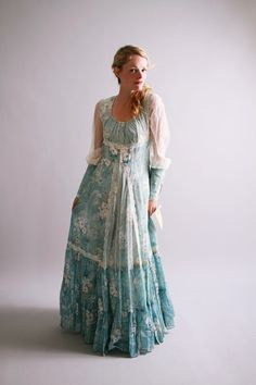 Gunne Sax - I loved wearing these dresses..... nothing is more feminine