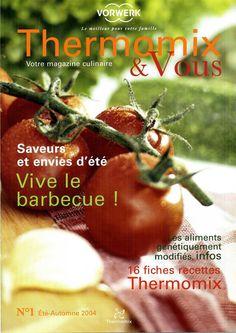 magazine et recettes