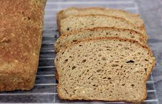 La receta de la semana: Pan proteico sin gluten, por Chef Naturista Liliana Caputo.
