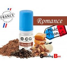 E-liquide ROMANCE - SIGNATURE E-CG - Classic blond| café| vanille| caramel Saveur, Dog Food Recipes, Blond, Caramel, Romance, Classic, How To Make, Sticky Toffee, Romance Film