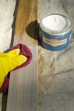 How To Create A Driftwood Finish