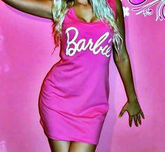Barbie dress<3