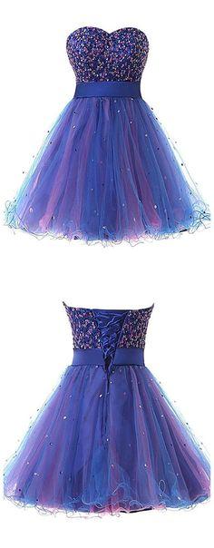 Homecoming Dress Short Graduation Dresse