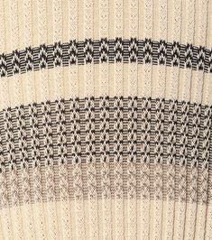 Striped Knit, Striped Dress, Satin Midi Dress, Black Midi Skirt, Knitting Yarn, Knitting Machine, Proenza Schouler, Grey Stripes, Printed Cotton