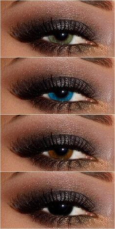 This look is perfect for every eye!