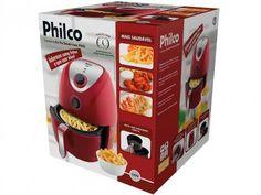 Fritadeira Elétrica Philco Air Fry Saúde - 3L com Timer com as melhores condições você encontra no Magazine Nilsonluiza. Confira!