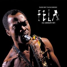 Fela Kuti - Teacher Don't Teach Me Nonsense on LP   Download Card