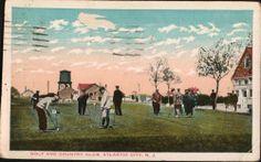 NJ Atlantic City - Golf and Country Club