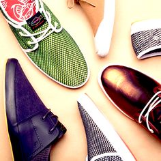 Fish n Chips. SPam 2 selection. Colourful shoes. Spam 2 Metallic. Mens Shoes.. Mens Casuals. Mens Style. @zalando.prive