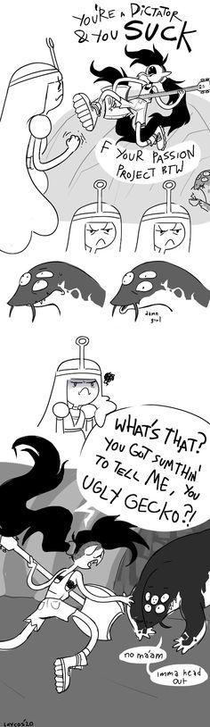 Adventure Time Fanfiction, Adventure Time Comics, Adventure Time Finn, Marceline And Princess Bubblegum, Vampire Queen, Yuri, Brain, Fanart, Gay