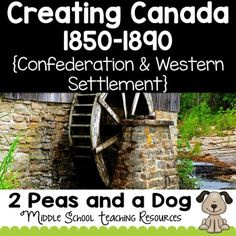 an analysis of confederation settlement in canada Discover canada - canada's history the first european settlement north of florida was established by french a father of confederation, became canada's.