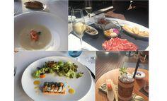 Food served at the Bohemia Detox Spa on Gran Canaria.