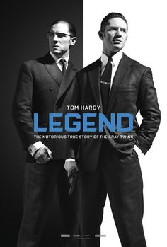 Movie Review: Legend (2015) � A Stylish Gangster Movie with Tom Hardy Doing Some Great Acting