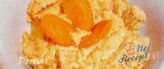 Jednoduchá tvarohová pomazánka s cibulkou   NejRecept.cz Kefir, Snack Recipes, Snacks, Macaroni And Cheese, Chips, Ethnic Recipes, Diabetes, Food, Icecream Craft