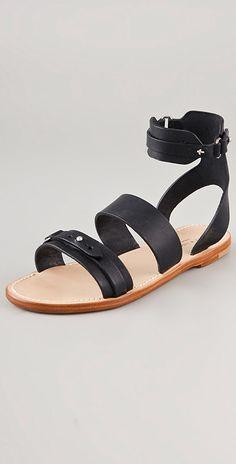 Rag & Bone Lara Flat Sandals | SHOPBOP
