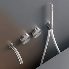 Giotto Tapware by CEA Design from Pure Interiors. Bathroom Tapware, Air Force Blue, Shower Valve, Plumbing, New Homes, Quartz, Bronze, House Design, Pure Products