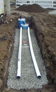 How to Construct a Small Septic System Project » The Homestead Survival