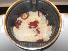 Prepara una guarnición fácil de arroz blanco con thermomix que te servirá como acompañamiento en infinidad de platos.