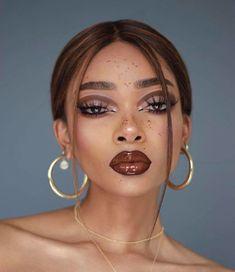 90s Makeup, Edgy Makeup, Grunge Makeup, Black Girl Makeup, Girls Makeup, Skin Makeup, Makeup Inspo, Makeup Inspiration, Beauty Makeup