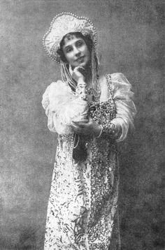 «Прима-балерина ассолюта» (Prima Ballerina Assoluta) Кшесинская Матильда Феликсовна,великая русская балерина
