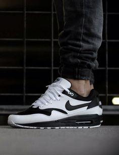 Nike Airmax 90 Black & White