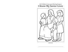 Last year we had the kids color individualized programs that I created HERE  then we gave them to the clerk who makes the copies and he had...