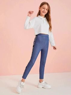Preteen Girls Fashion, Teenage Girl Outfits, Girls Fashion Clothes, Teen Fashion Outfits, Girl Fashion, Style Clothes, Fashion Blogs, Fashion Fashion, Fashion Trends