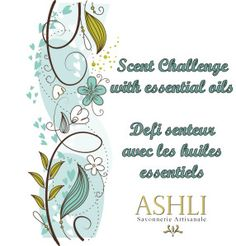 Scent Challenge for free soap samples