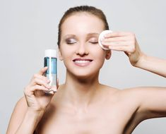 The sparkling mixture formulated with soothing botanicals such as cucumber, sea beet, and cactus extracts do the hard work—no harmful rubbing required. Nu Skin, Quick Makeup, Free Makeup, Makeup Tips, Hydrafacial Before And After, Anti Aging, Waterproof Makeup Remover, Long Lasting Makeup, Beauty Care