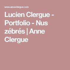 Lucien Clergue - Portfolio - Nus zébrés | Anne Clergue