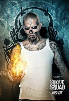 Suicide Squad - Diablo