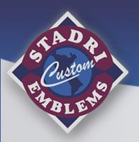 Our friends at Stadri Emblems where we got our patches made.  They were even kind enough to promote us on their blog!