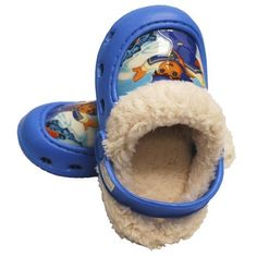 Nickelodeon Boys Size 5-10 Go Diego Go Lined Clogs Nickelodeon. $9.99