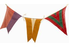 circus flags for decoration