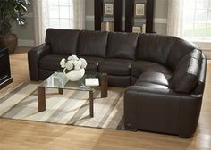Beautiful Country Sectional Couch