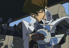 I've made a discovery! Every time Seto Kaiba's doing something overly dramatic, (no matter what!) he closes his eyes!   Like … How sassy/epic/sexy/classy-ish is that??? I'm gonna start doing it as well! Actually, everyone should start doing that! Because it's fucking awesome, that's why.